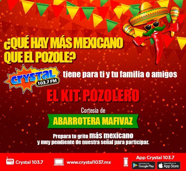 ¿Qué hay más Mexicano que el Pozole?