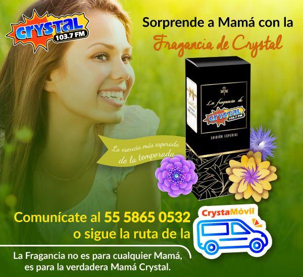 La Fragancia de Crystal para Mamá