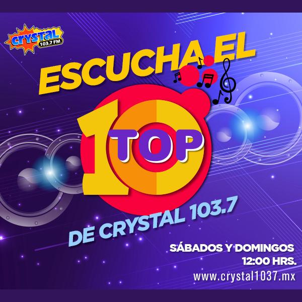 Top 10 de Crystal
